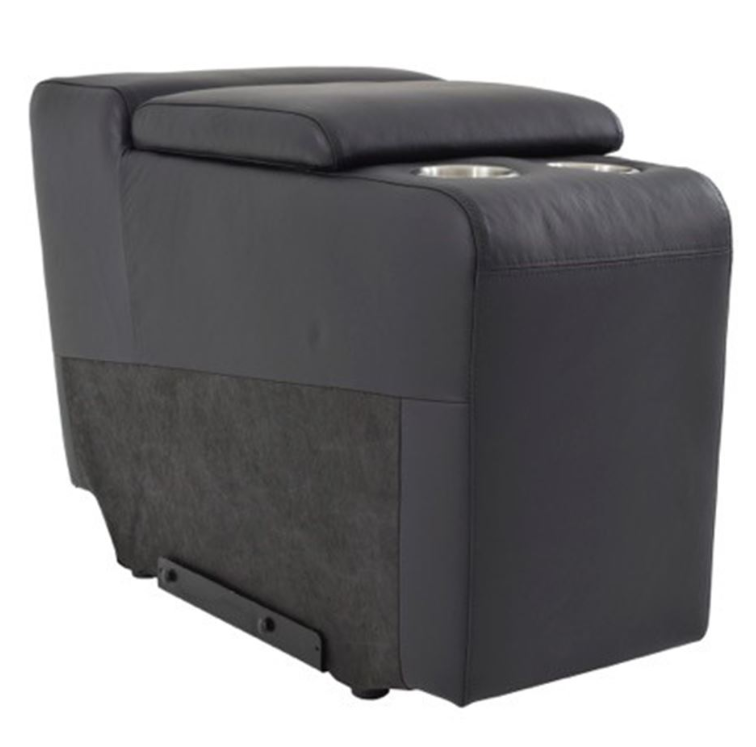 Palladio Firenze Wide (Double Cupholder) Wedge Arm Seat
