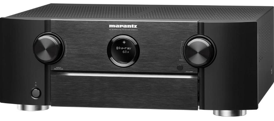Marantz SR6014 AV Receiver The Movie Rooms