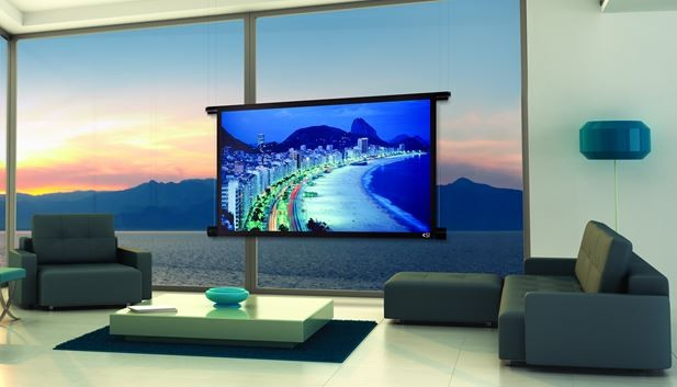 SI Black Diamond Electric Screen 16:9