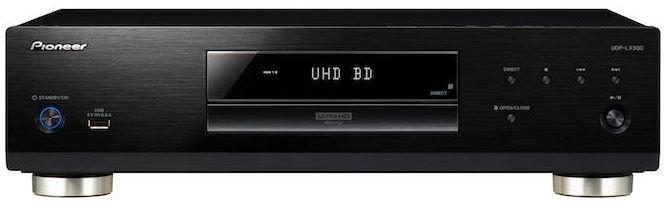 Pioneer UDP-LX500 4K UHD Blu-Ray Player