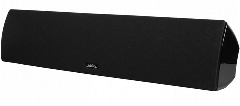 Definitive Technology Mythos7 On-Wall Centre Channel