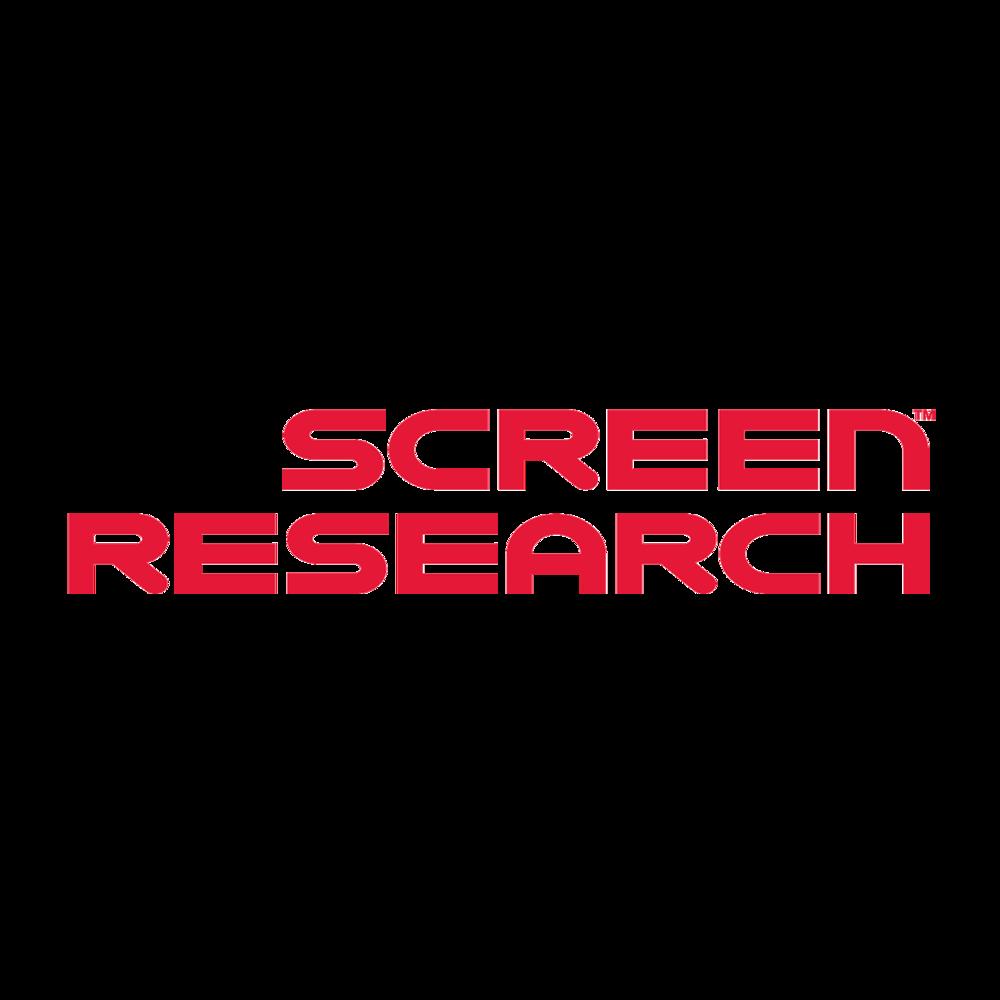 Screen Research Cinema Screens