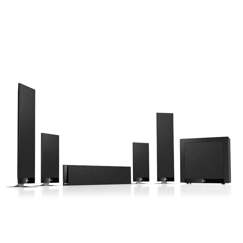 Kef T205 5.1 Speaker Pack