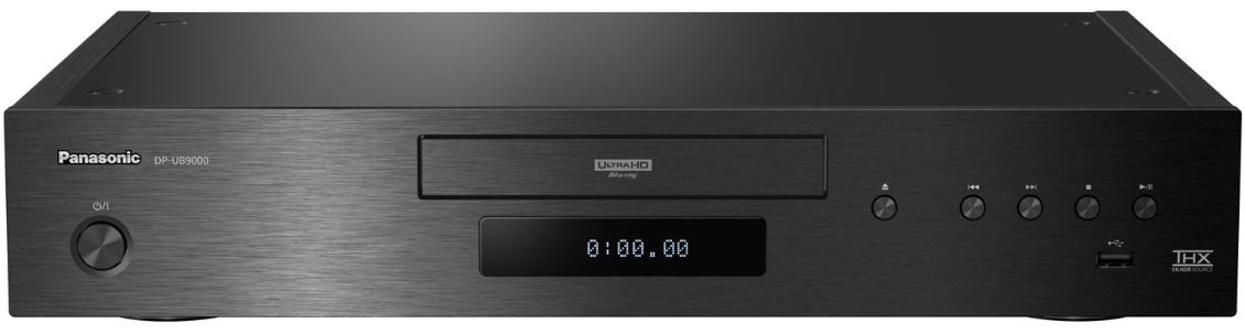Panasonic DP-UB9000 4K UHD Blu-Ray Player