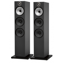 B&W 603 Floorstanding Speakers @ The Movie Rooms Edinburgh