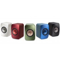 Kef LSX Active Monitors