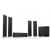 KEF T305 Cinema Pack Black At The Movie Rooms UK