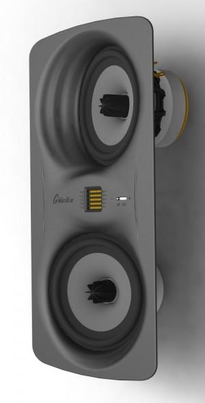 Goldenear Invisia MPX In Wall Surround Speaker