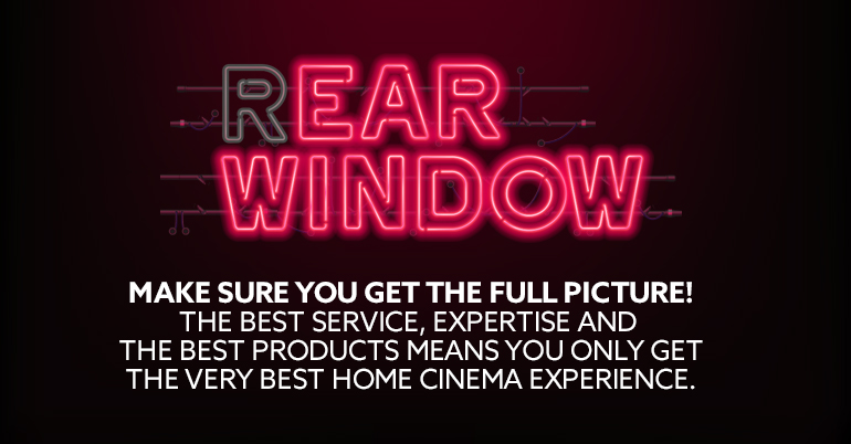 The Movie Rooms, home cinema, projection and installation ...